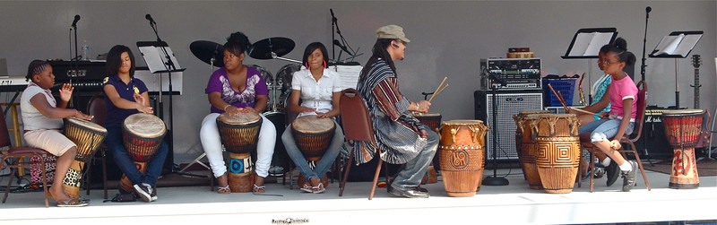 Bethany House Drummers - 1