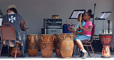 Bethany House Drummers - 5