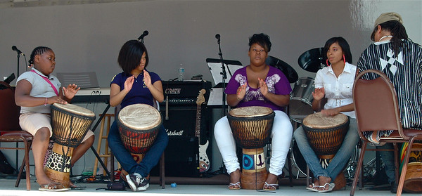 Bethany House Drummers - 3