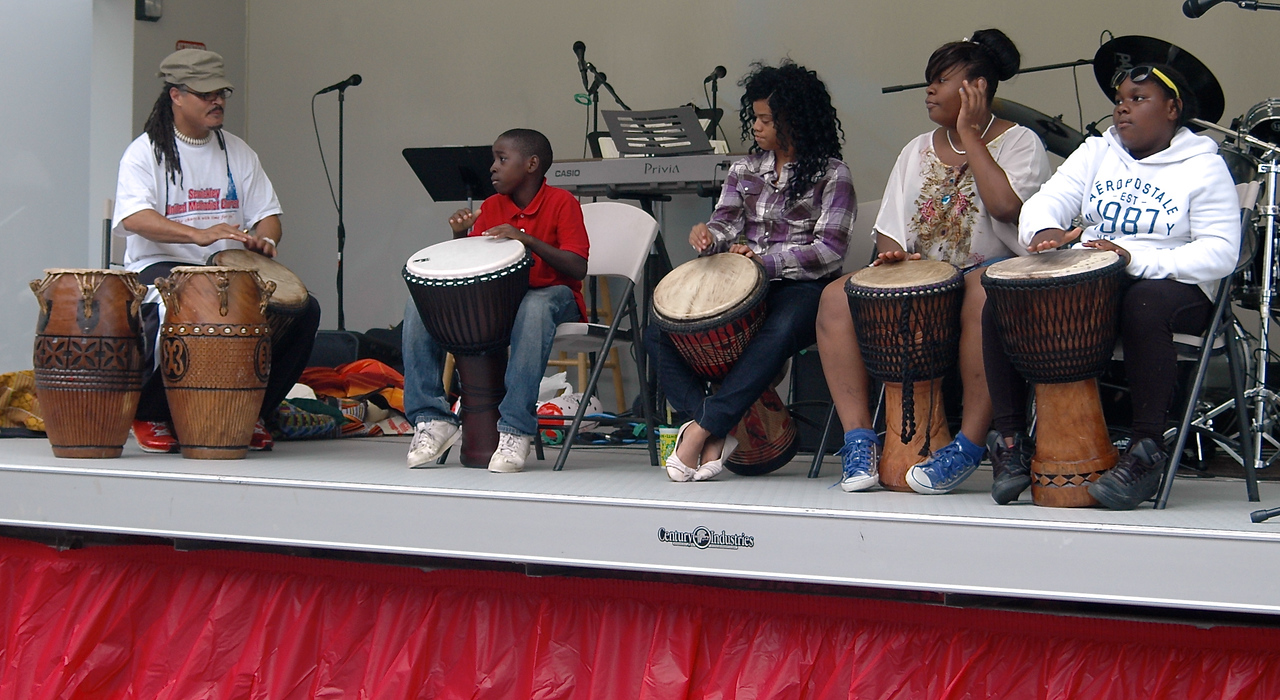 Bethany House Drummers - 2