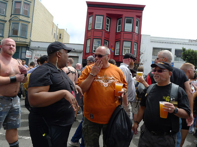 Dore Alley Street Fair 2013