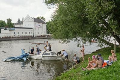 Bar on Boat - Střelecký ostrov - Prague