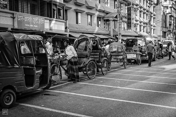 Sylhet, Bangladesh | Public transport