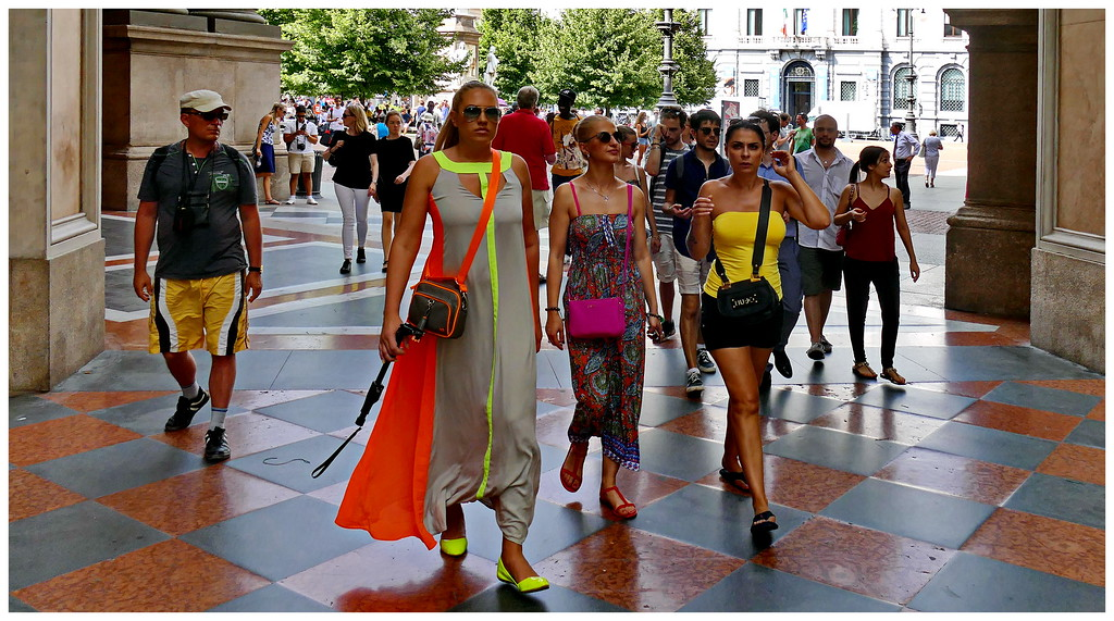 Fashion - Milan