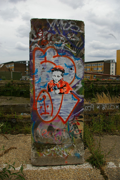 Deptford Creek, London