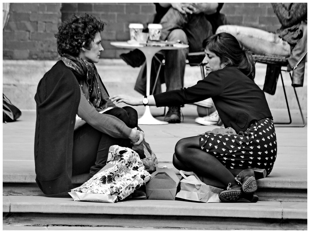 The Touch - V&A Courtyard