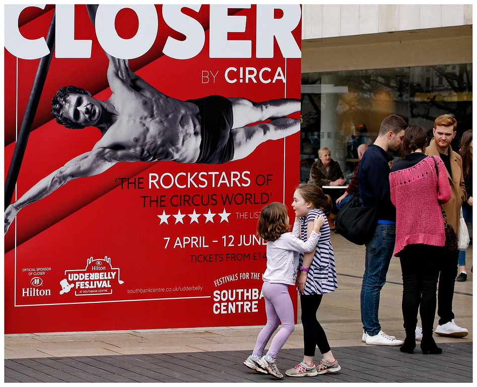 Closer - Royal Festival Hall