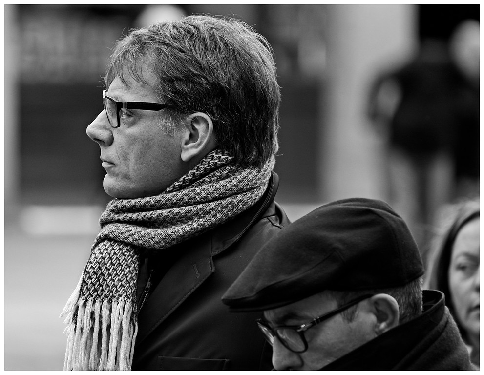 Street Portrait - Covent Garden
