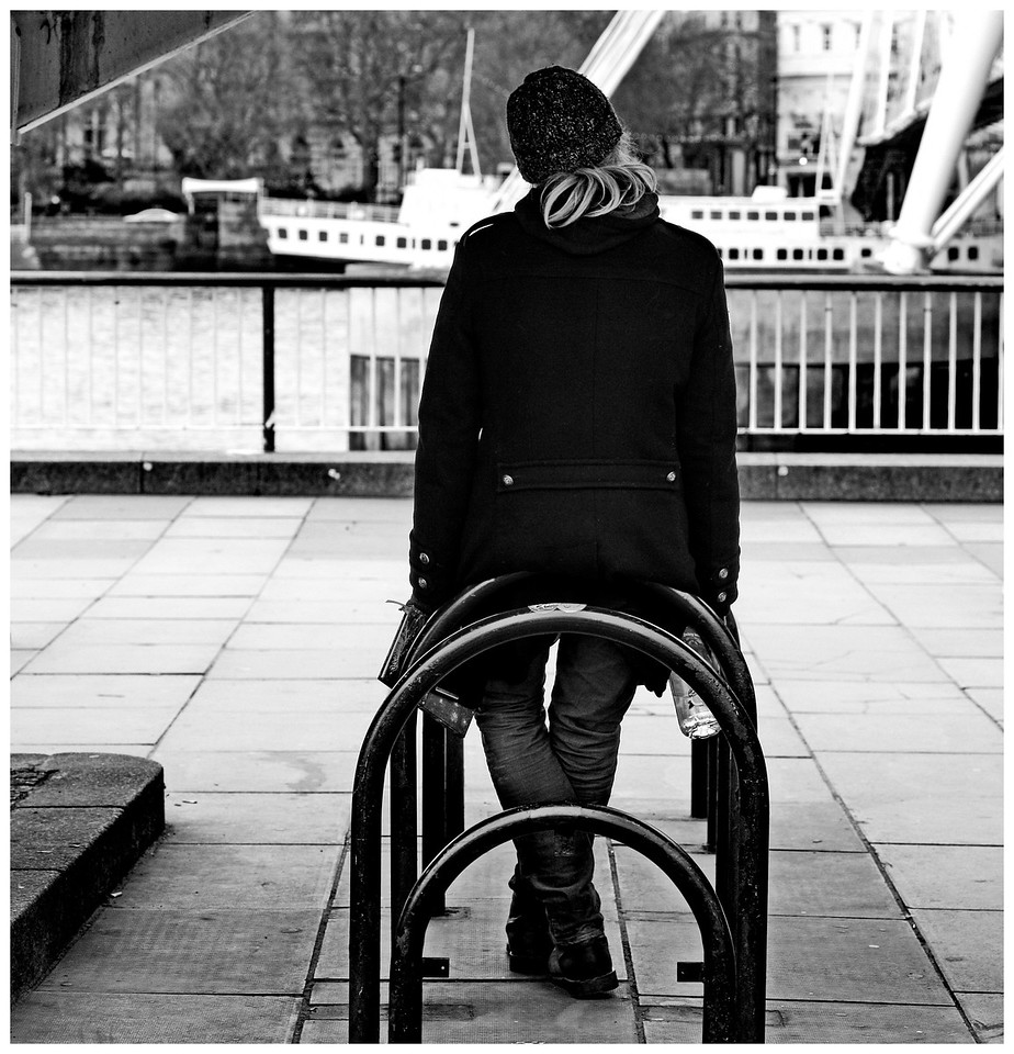 Resting - South Bank