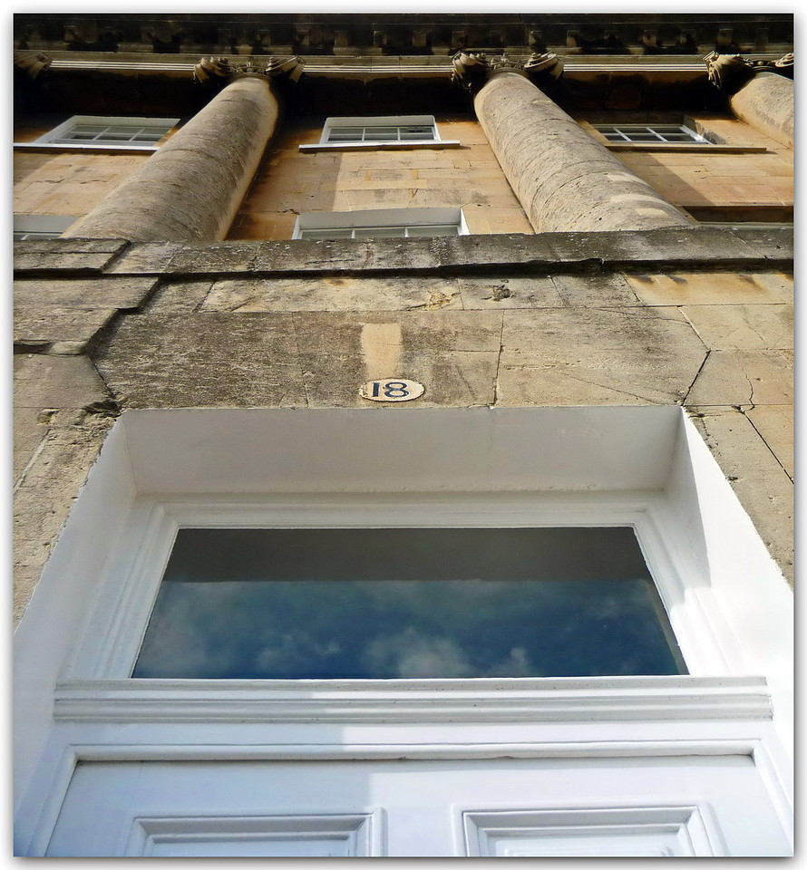 Door Perspective - Royal Crescent