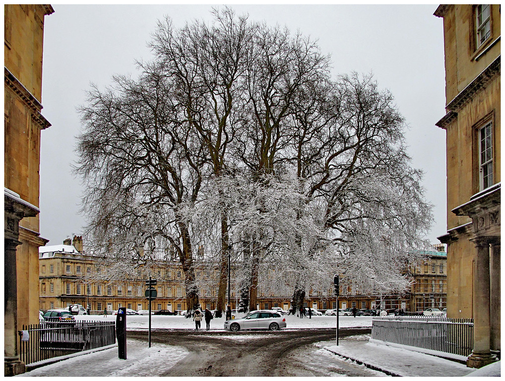 The Circus in Snow
