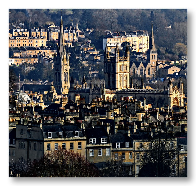 Photographs of Bath