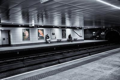 Posters Govan Subway