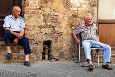 Uomini, Volterra