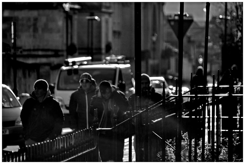 Going Home - Queen Square Bath