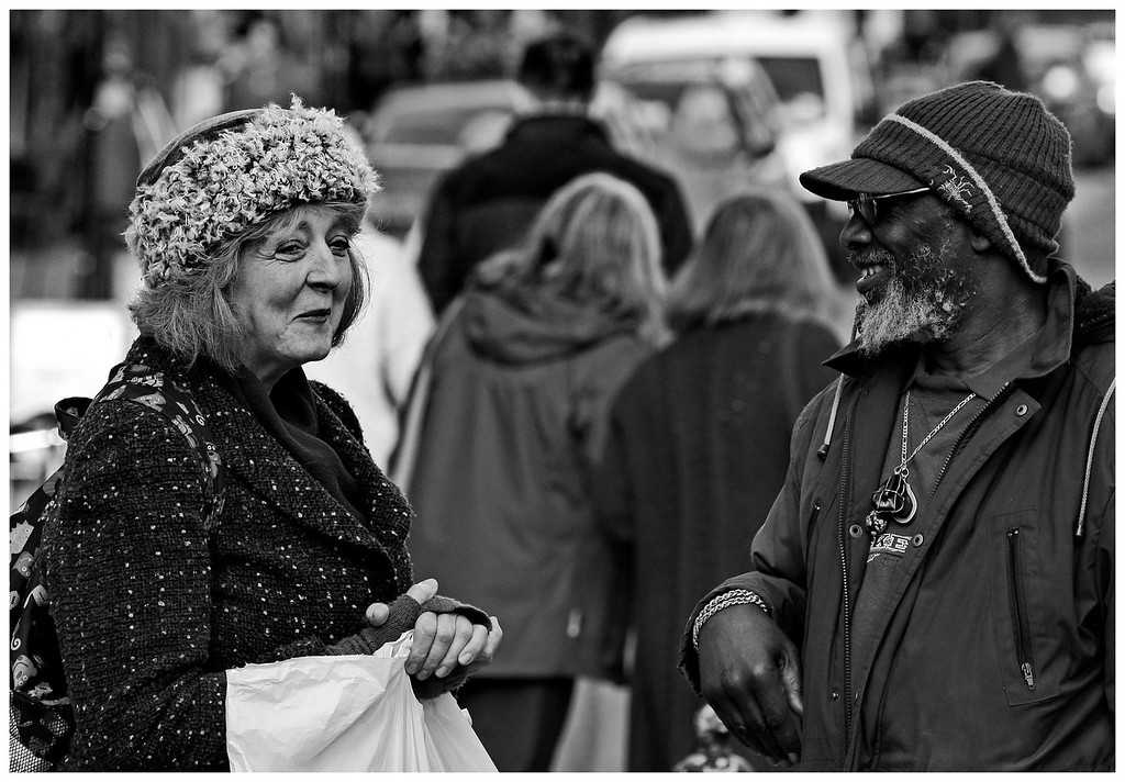 Warm Conversation - Milsom Street Bath