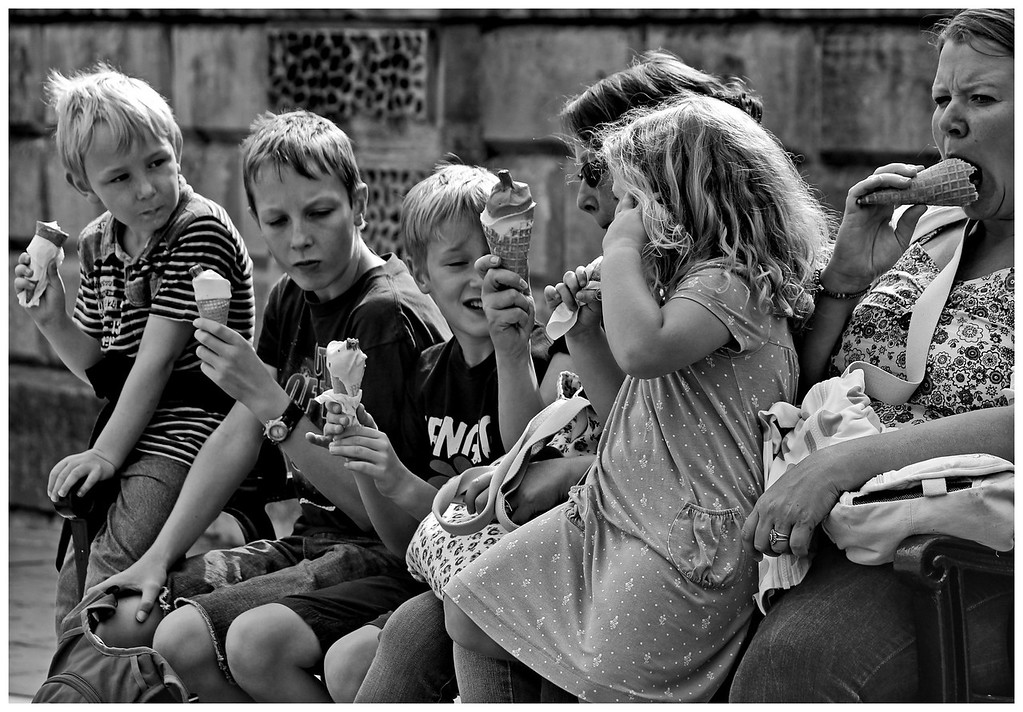 Ice Cream Moment - Abbey Yard Bath