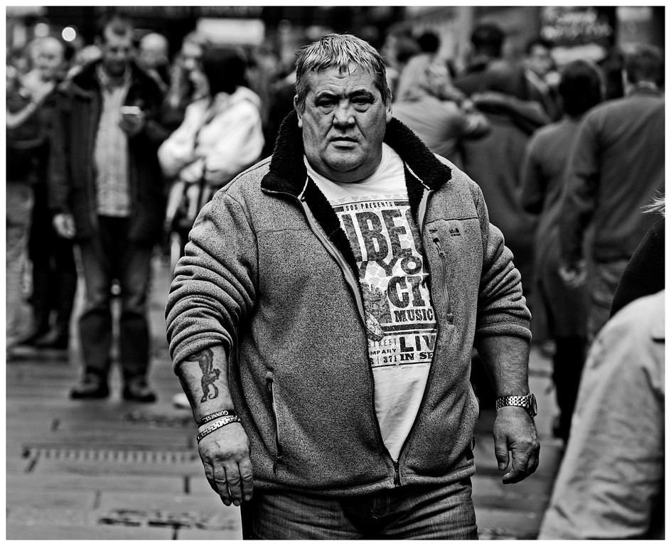 Big Guy - Union Street Bath