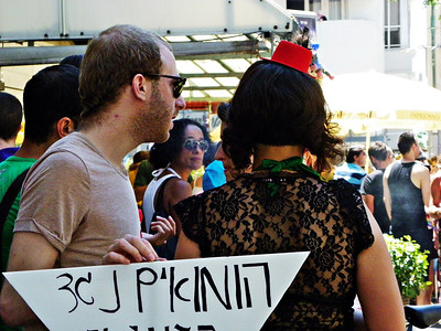 Tel Aviv Gay Pride 2012
