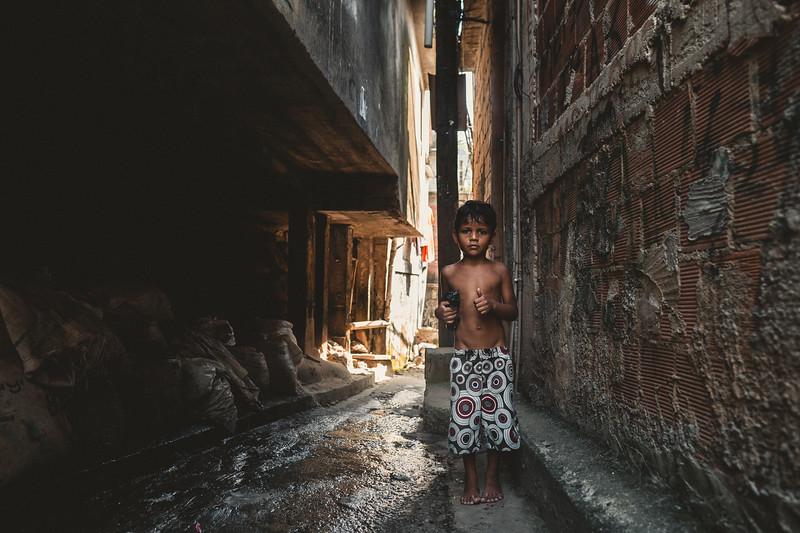 Rochina Favela, Rio, Brazil