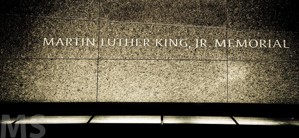 MLK Memorial D.C