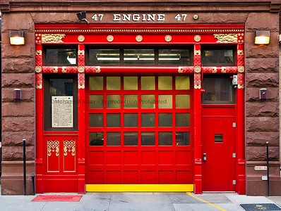 Engine 47, NYC