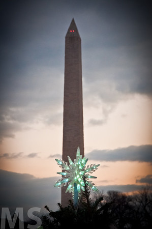 Christmas in D.C..