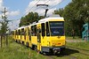 Berlin 6104 Landsberger Allee/Rhinstrasse 14th August 2017