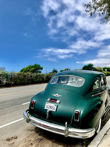 Old Cars, Windy Roads