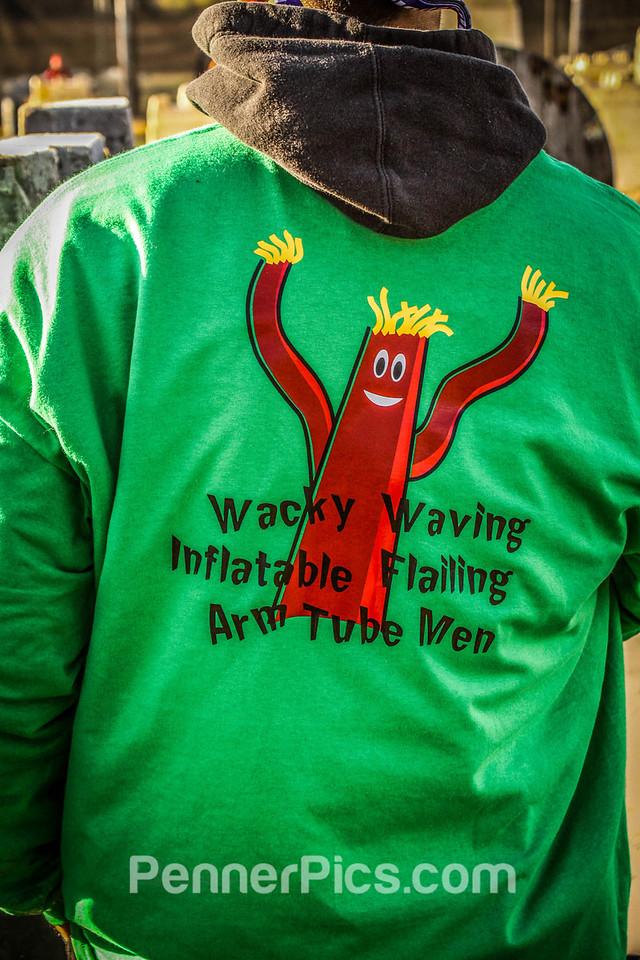 The Wacky Waving Inflatable Flailing Arm Tube Men