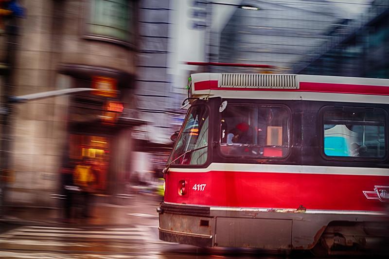 Red Rocket Street Corner