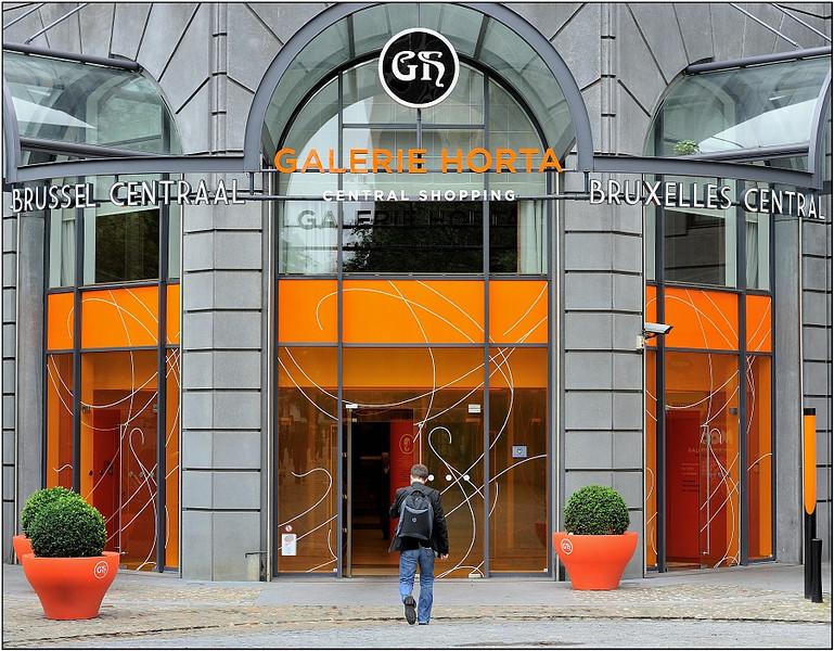 Galerie Horta Brussel