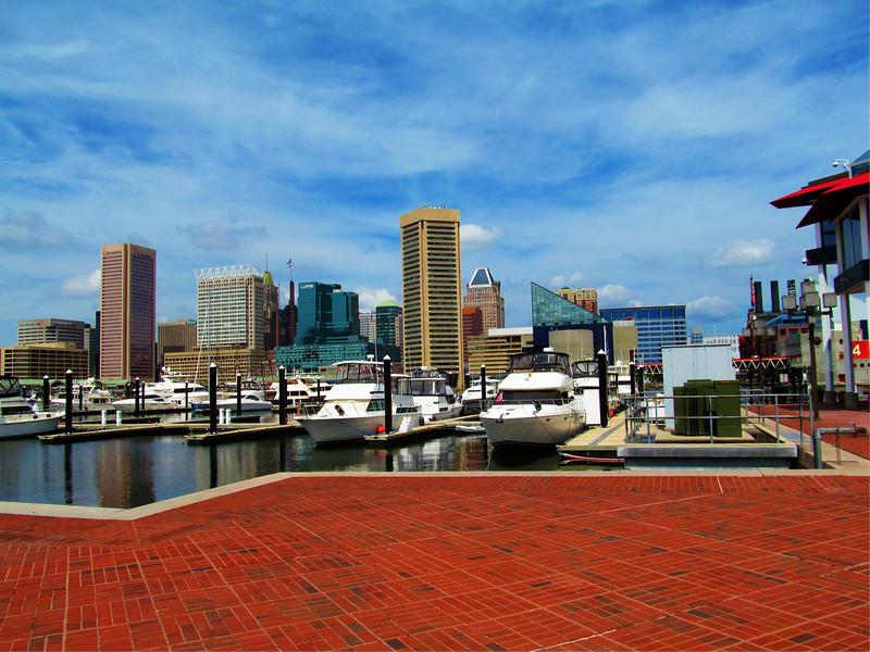 Baltimore, Summer 2014