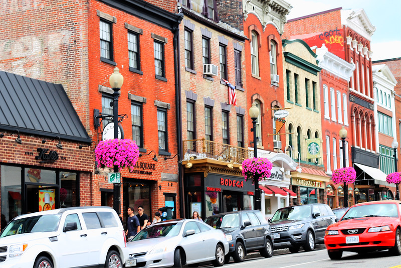 Colorful Georgetown