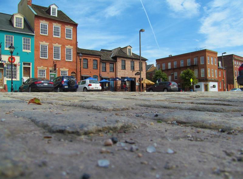 Rustic Fells Point, Baltimore 2014