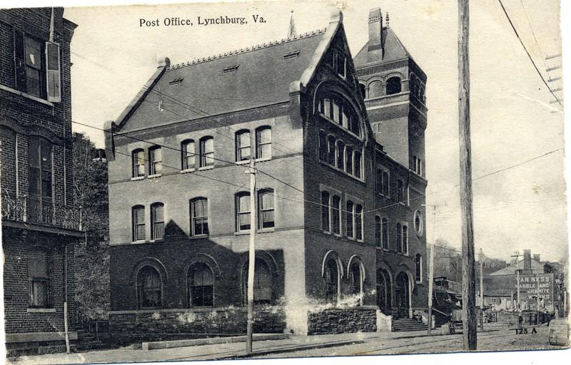 Post Office, Lynchburg, Va. (03033)