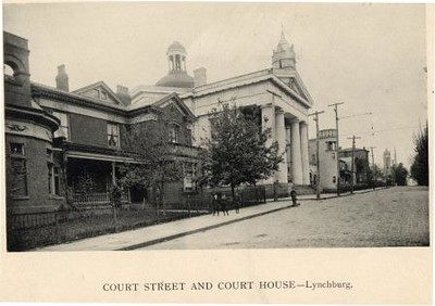 Court Street and Court House (01286)