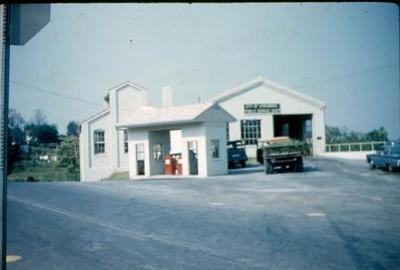 City Service Station I (01295)