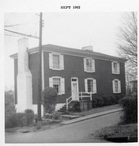 House at 619 First Street (02709)