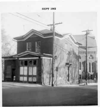Grace Street Fire Station (02765)