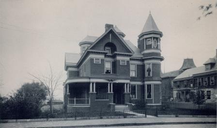 George P. Watkins House (01307)