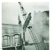 A 1955 Fire on Main Street and Wrecking Ball (06387)