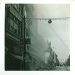 1955 Fire on Main St./Smoking Buildings (06381)
