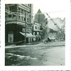 A 1955 Fire on Main Street/Demolition Crane (06379)