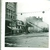 A 1955 Fire on Main Street and Demolition Activity  (06392)