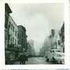 A 1955 Fire on Main Street Facing West (06382)