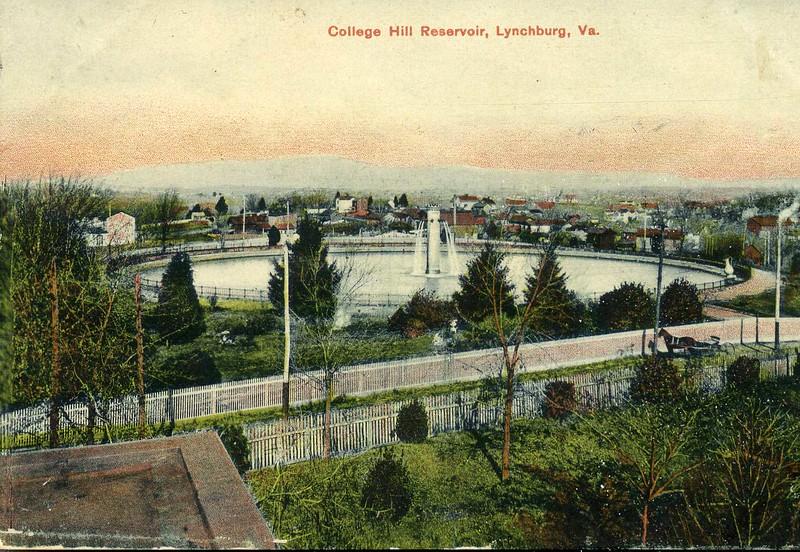 College Hill Reservoir, Lynchburg, Va. (03017)