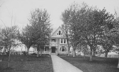 George M. Jones House (01325)