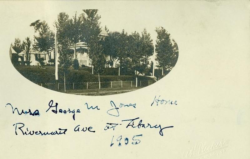 Mrs. George M Jones Home (07585)