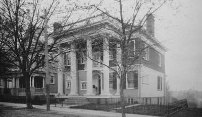 Thomas D. Christian House (01335)